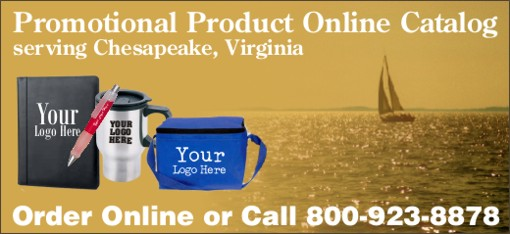 Promotional Products Chesapeake, Virginia